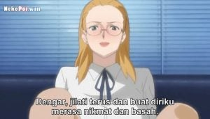 Musuko no Tomodachi ni Okasarete (Cougar Trap) Episode 1 Subtitle Indonesia