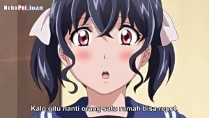 Boku Dake no Hentai Kanojo The Animation Episode 2 Subtitle Indonesia