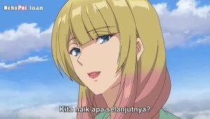 Skirt no Naka wa Kedamono Deshita Episode 8 Subtitle Indonesia
