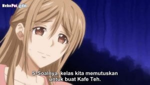 Omiai Aite wa Oshiego, Tsuyokina, Mondaiji Episode 7 Subtitle Indonesia