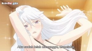 Baku Ane 2: Otouto Ippai Shibocchau zo! Episode 1 Subtitle Indonesia