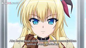 Do S na Seitokaichou-sama ga M Note ni Shihai Saremashita Episode 2 Subtitle Indonesia