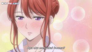 Yubisaki kara no Honki no Netsujou: Osananajimi wa Shouboushi Episode 5 Subtitle Indonesia