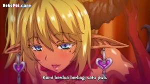 Youma Shoukan e Youkoso Episode 1 Subtitle Indonesia