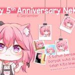 Happy 5th Anniversary NekoPoi